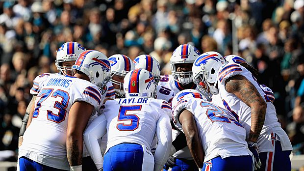 Buffalo Bills - Bildquelle: 2018 Getty Images
