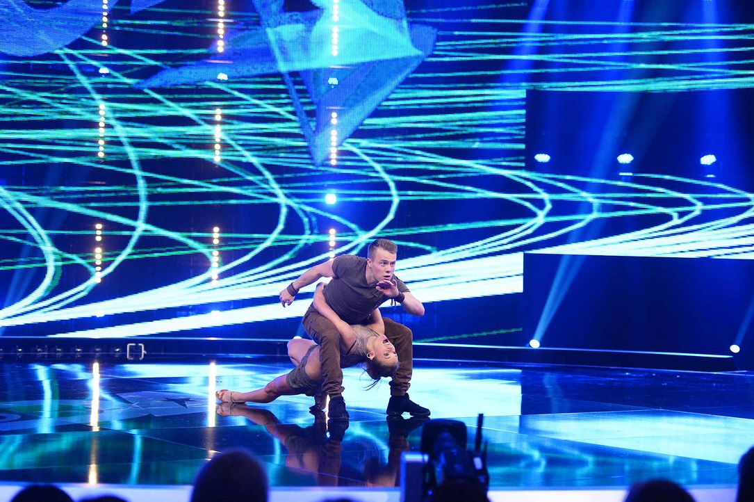 Got-To-Dance-Kim-Alex-12-SAT1-ProSieben-Willi-Weber - Bildquelle: SAT.1/ProSieben/Willi Weber