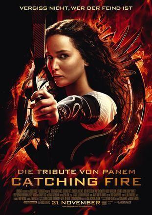 Tribute von Panem: Neues Catching Fire Poster - Bildquelle: Studiocanal