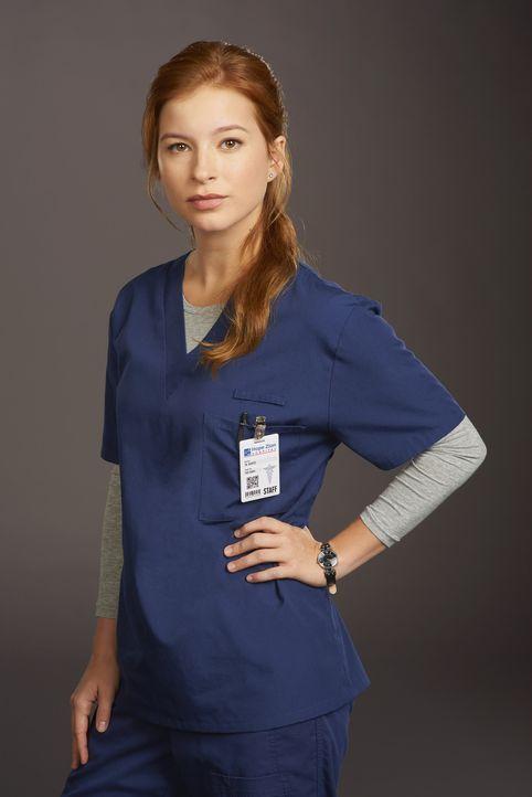 (3. Staffel) - Dr. Sydney Katz (Stacey Farber), die Chefärzten der Pädiatrie und Gynäkologie, hat keinen leichten Stand im Zion Hope ... - Bildquelle: 2014 Hope Zee Three Inc.