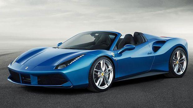 Ferrari488spider3 - Bildquelle: Ferrari