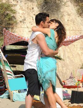 New Girl - Ein romantischer Ausflug nach Mexiko endet für Nick (Jake Johnson,...