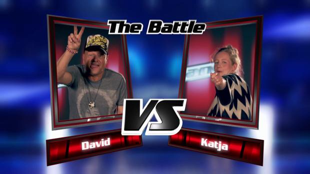 David vs. Katja