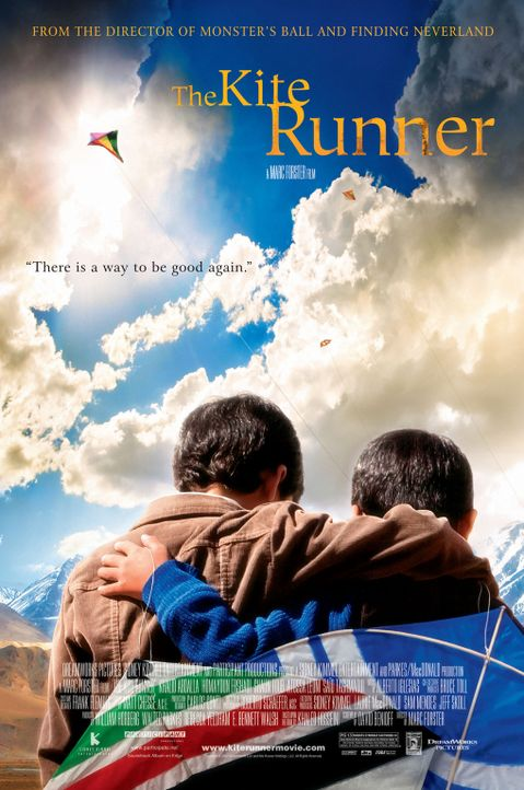 Drachenläufer - Plakat - Bildquelle: 2007 DREAMWORKS LLC and KITE RUNNER HOLDINGS, LLC. All Rights Reserved.