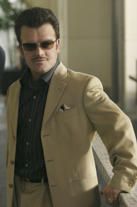 Ermittelt undercover: Marshall Flinkman (Kevin Weisman) ... - Bildquelle: Touchstone Television