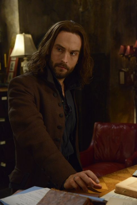 Während Ichabod (Tom Mison) sich endlich ein halbwegs normales Leben aufbauen will, treibt erneut etwas Böses aus der Vorhölle sein Unwesen ... - Bildquelle: 2014 Fox and its related entities. All rights reserved