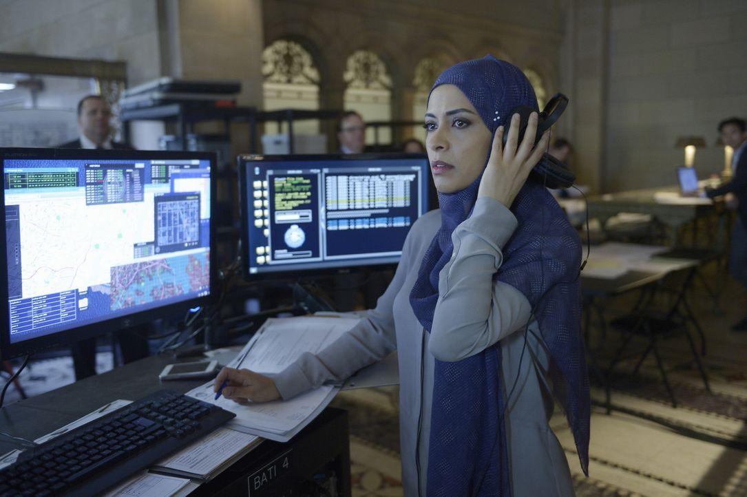 Raina (Yasmine Al Massri) und die anderen stehen Alex bei, den wahren Täter des Anschlags zu finden. Dabei ahnen sie nicht, dass sie selbst unter Be... - Bildquelle: Philippe Bosse 2015 ABC Studios