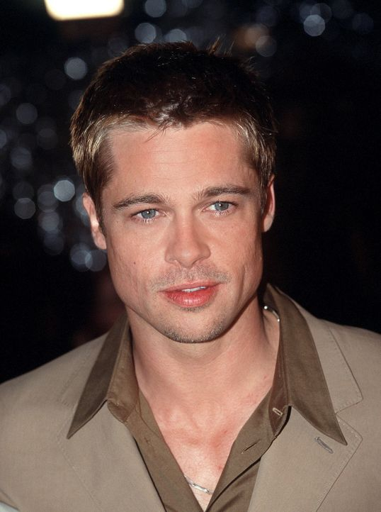 Brad Pitt - Bildquelle: dpa