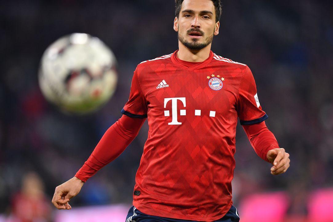 Verlierer: Mats Hummels (Bayern München)  - Bildquelle: 2018 Getty Images