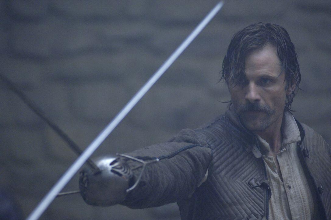 Spanien im 17. Jahrhundert: Ungewollt gerät der Kriegsveteran Alatriste (Viggo Mortensen) von einem Schlachtfeld in das nächste ... - Bildquelle: José Haro TF1 International