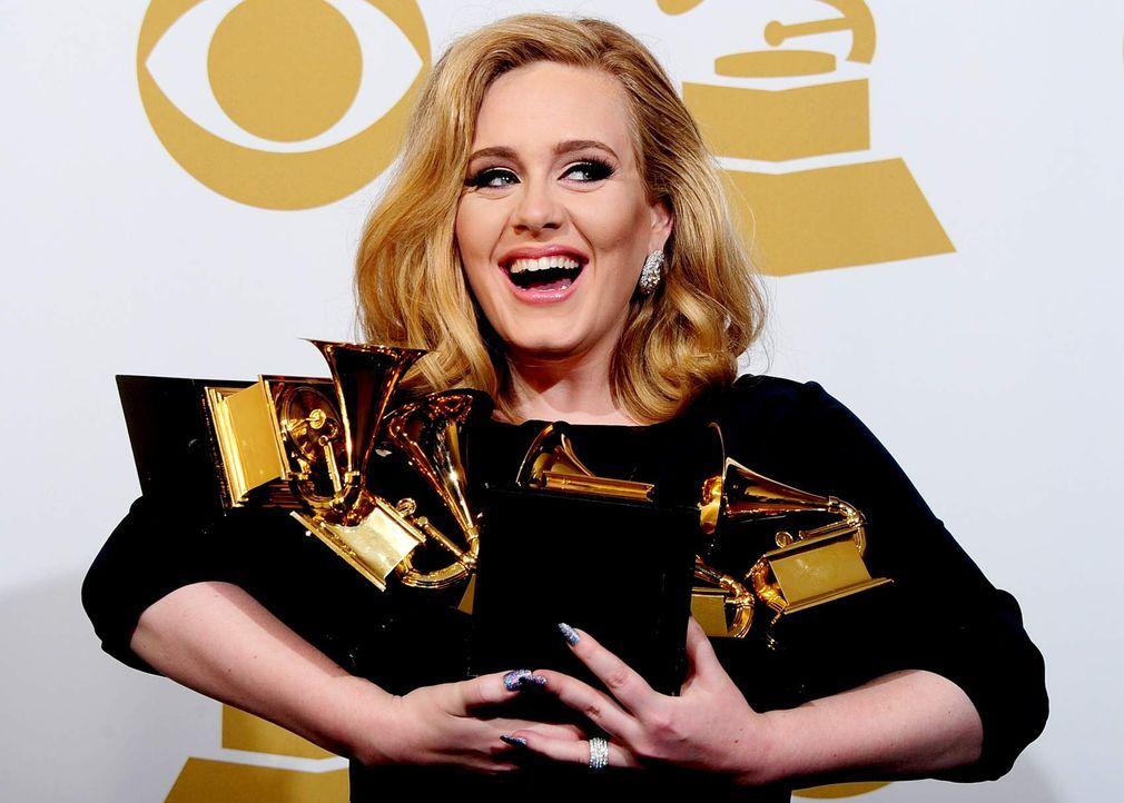 Adele-12-02-12-AFP - Bildquelle: AFP