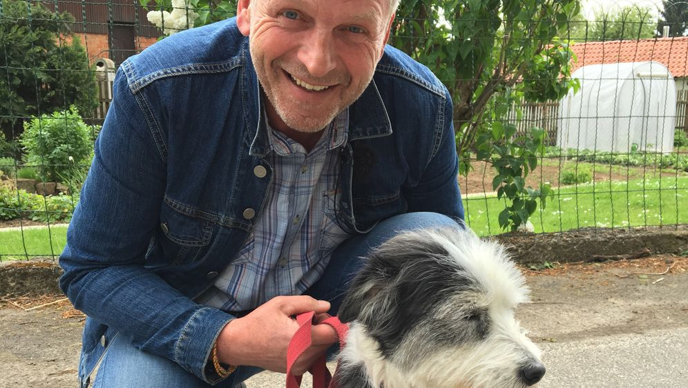 Hundetrainer Dirk Lenzen - Bildquelle: SAT.1