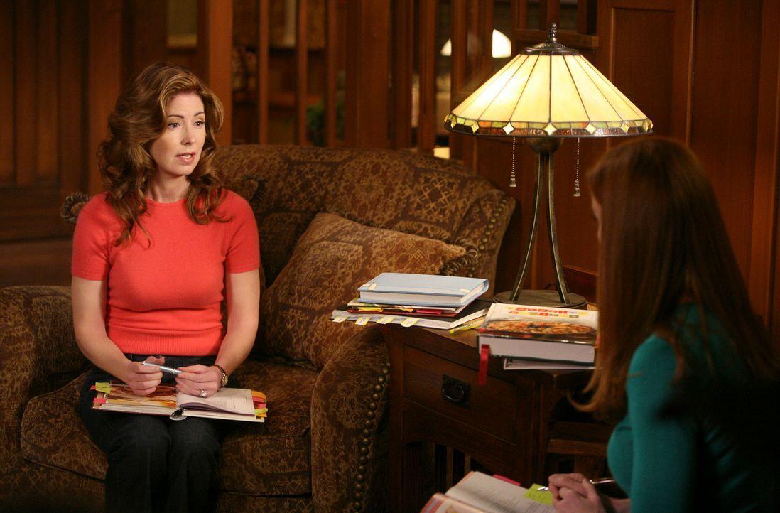 Wollen ein eigenes kleines Unternehmen ins Leben zu rufen: Bree (Marcia Cross, r.) und Katherine (Dana Delany, l.) ... - Bildquelle: ABC Studios