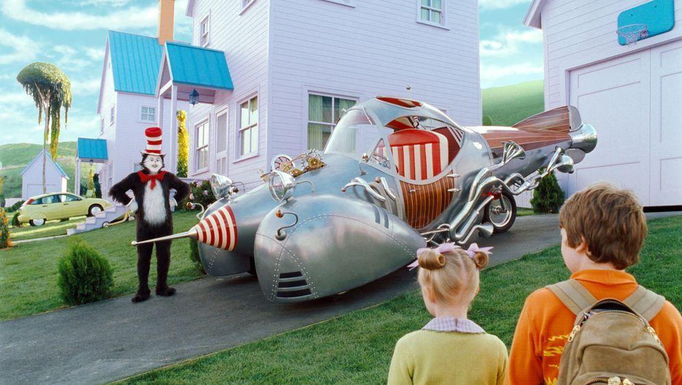 Ein Kater macht Theater - Bildquelle: TM &   2003 DreamWorks LLC. All Rights Reserved.