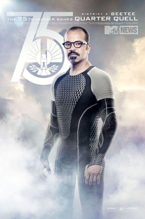 Jeffrey Wright als Beetee - Bildquelle: Lionsgate
