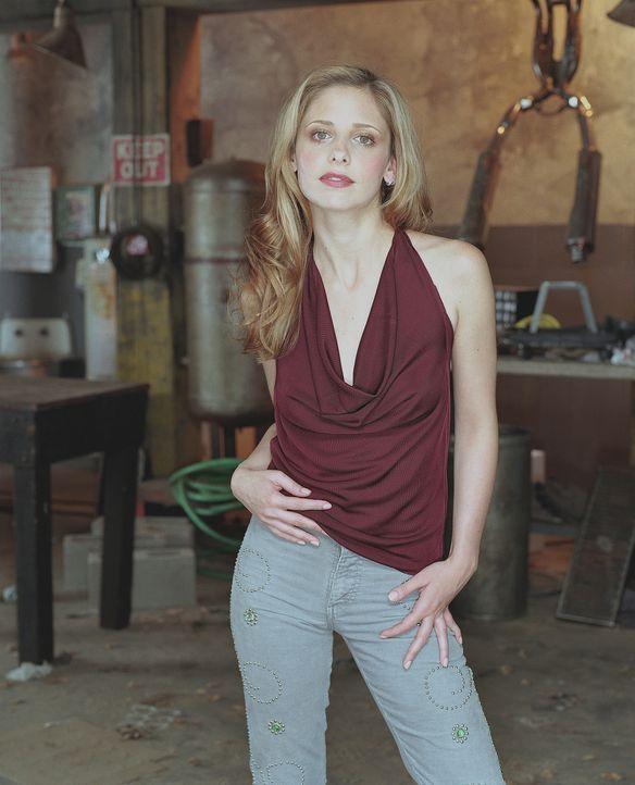 (7. Staffel) - Buffy (Sarah Michelle Gellar) ist die Auserwählte: Sie allein muss sich den Vampiren, Dämonen und den Mächten der Finsternis stellen... - Bildquelle: TM +   Twentieth Century Fox Film Corporation. All Rights Reserved.