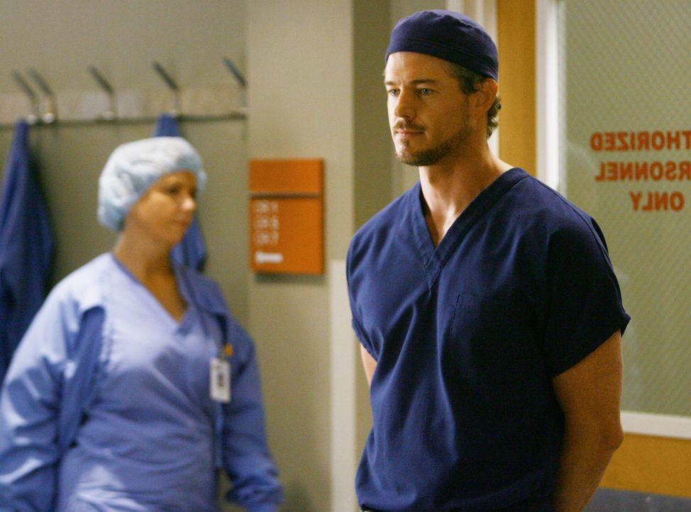 Bekommt einen Spezialauftrag von Derek: Mark (Eric Dane) ... - Bildquelle: Touchstone Television