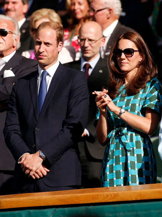 prinz-william-kate-140706-dpa - Bildquelle: dpa