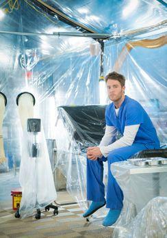 Limitless - Steht vor einem großen Problem: Brian (Jake McDorman) ... - Bildq...