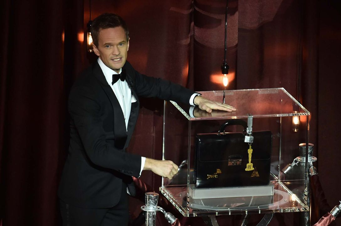 Oscar-150222-Show-getty-AFP (16) - Bildquelle: Kevin Winter/Getty Images/AFP