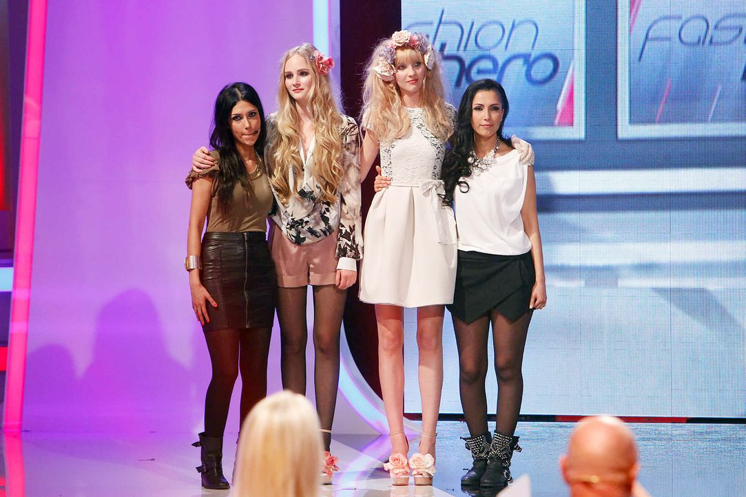 Fashion-Hero-Epi05-Show-42-ProSieben-Richard-Huebner-TEASER - Bildquelle: Richard Huebner