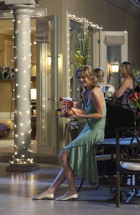 Noch ahnt Marissa (Mischa Barton) nicht, was sie noch auf der großen Präsentationsparty erleben wird ... - Bildquelle: Warner Bros. Television