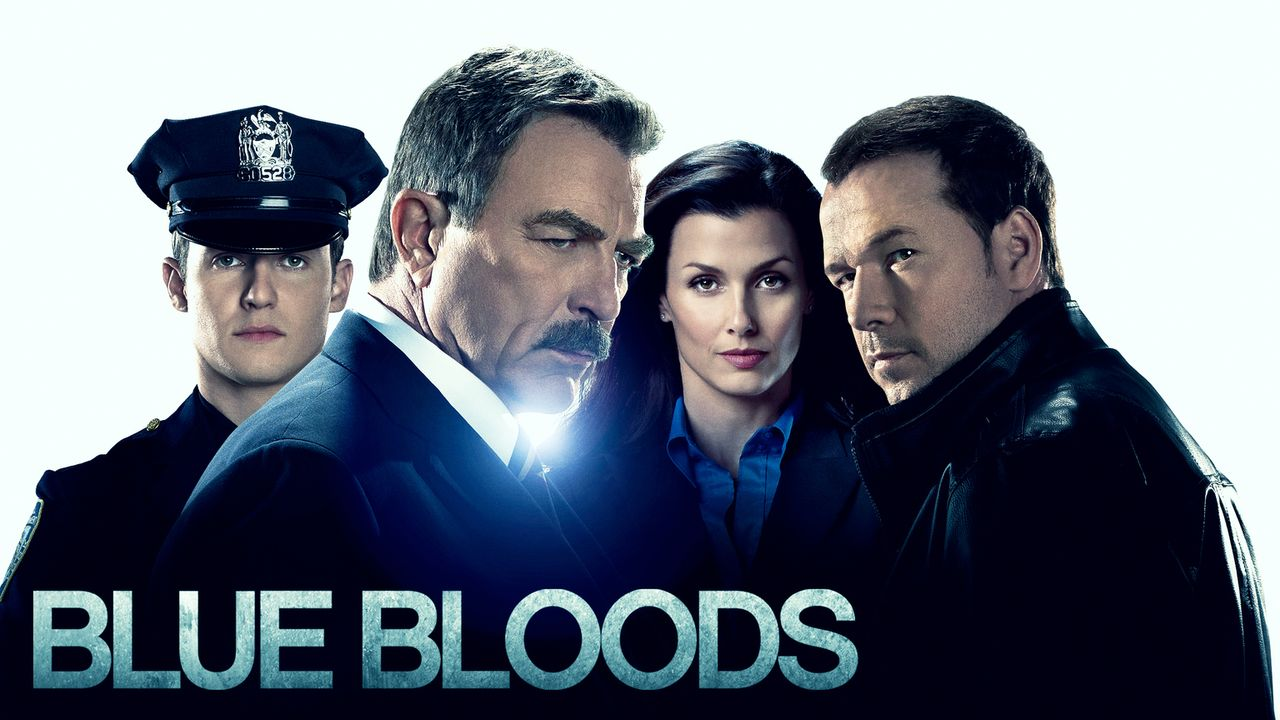 (7.Staffel) - Blue Bloods - Artwork - Bildquelle: 2017 CBS Broadcasting, Inc. All Rights Reserved
