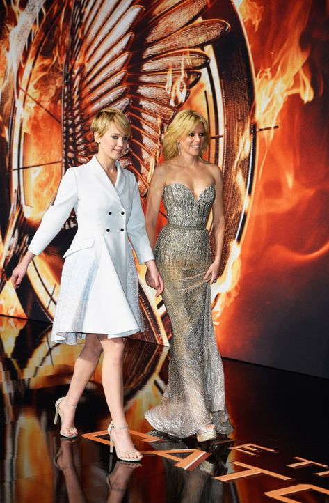 Hunger-Games-Catching-Fire-Deutschland-Premiere-31-AFP - Bildquelle: AFP