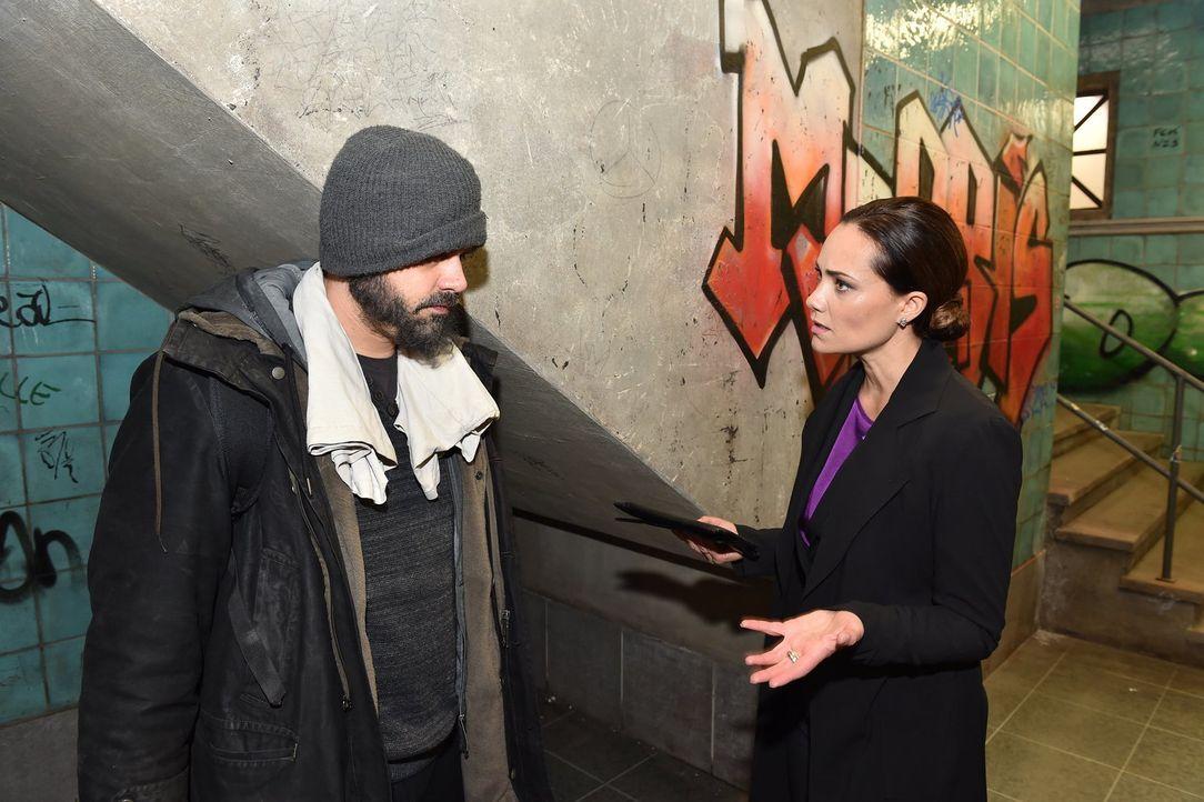 Konnte Melissa (Sarah Maria Besgen, r.) auf Daniels (Raphael Vogt, l.) Stimme zählen? - Bildquelle: Andre Kowalski SAT.1/Andre Kowalski