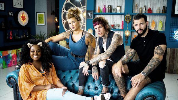 Sixx Tattoo Fixers