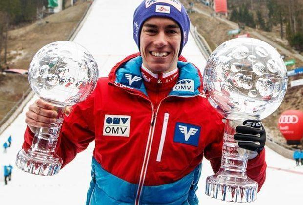 Der Österreicher Stefan Kraft ist einer der Favoriten