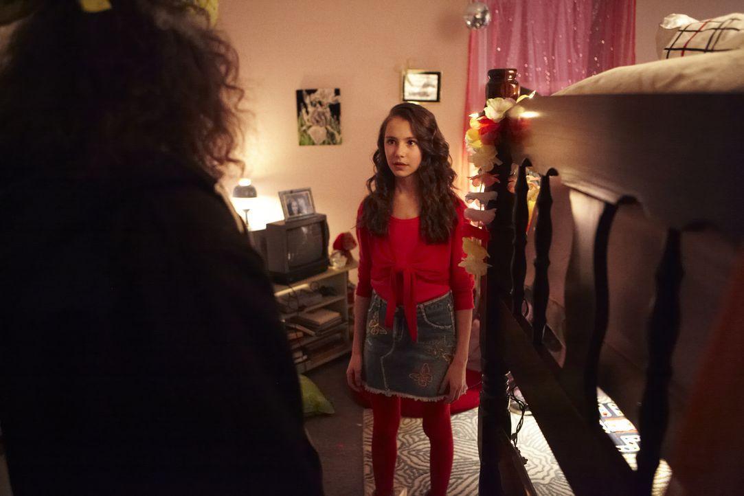 Die zwölfjährige Polly Klaas wird am 1. Oktober 1993 beim Spielen mit  zwei Freundinnen aus ihrem Kinderzimmer entführt. Die intensive Suche nach de... - Bildquelle: Ian Watson Cineflix 2014