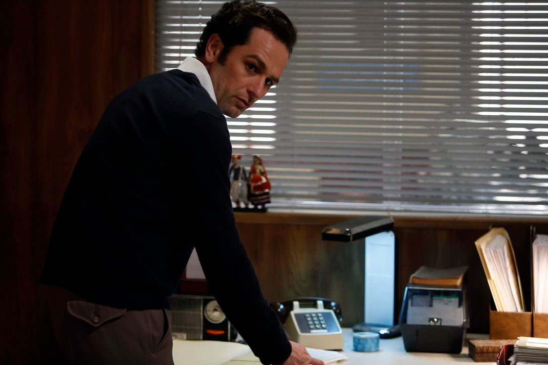 Wird Phillip (Matthew Rhys) seine Ehefrau bei ihrer riskanten Mission unterstützen können und wollen? - Bildquelle: Motion Picture   2013 Twentieth Century Fox Film Corporation and Bluebush Productions, LLC. All rights reserved.