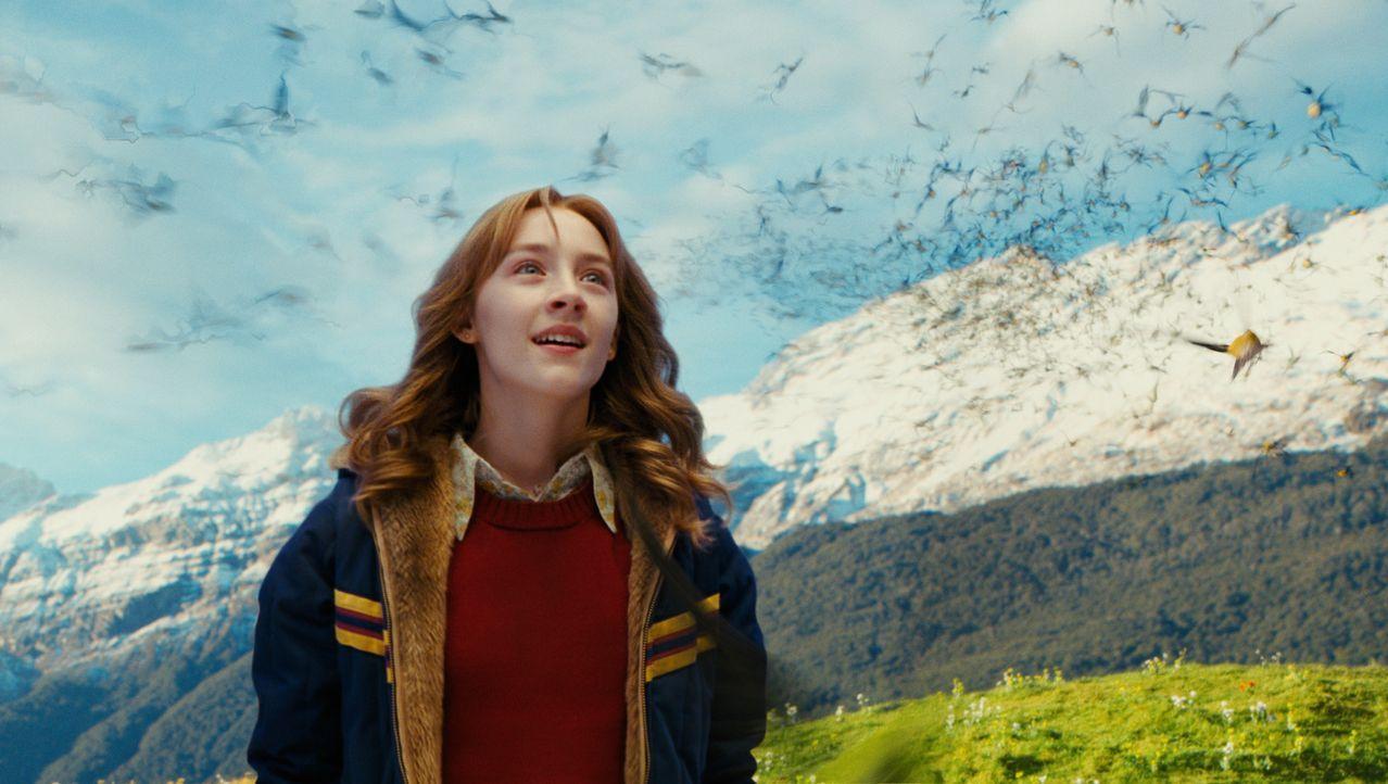 Nachdem sie ermordet wurde, landet die 14-jährige Susie (Saoirse Ronan) in einem wunderbaren Zwischenreich, denn das Mädchen hat ihre Familie und Fr... - Bildquelle: 2009 DW Studios L.L.C. All Rights Reserved.