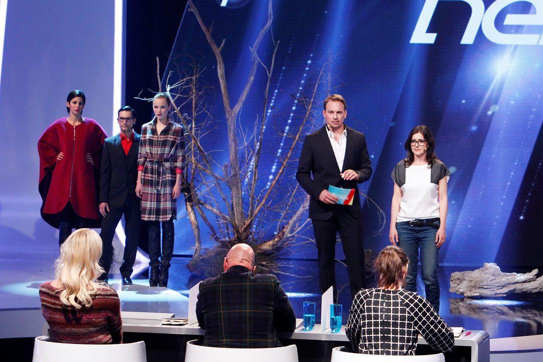 Fashion-Hero-Epi03-Show-017-ProSieben-Richard-Huebner - Bildquelle: Richard Huebner