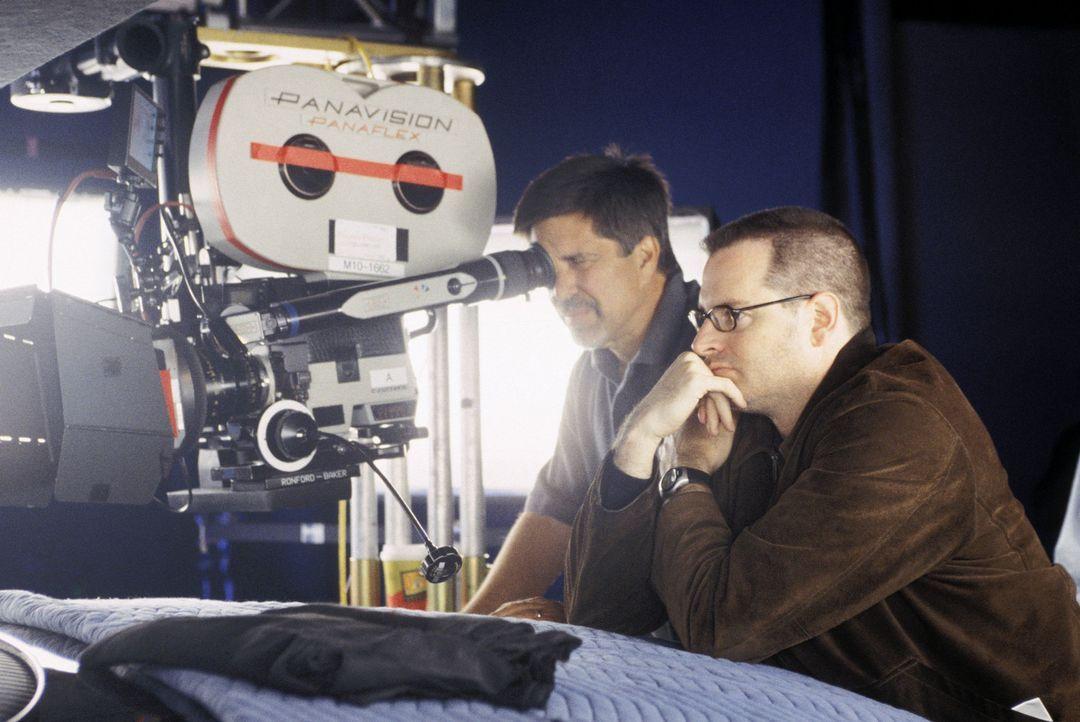 Regisseur Mark Waters, r. - Bildquelle: Buena Vista Pictures Distribution