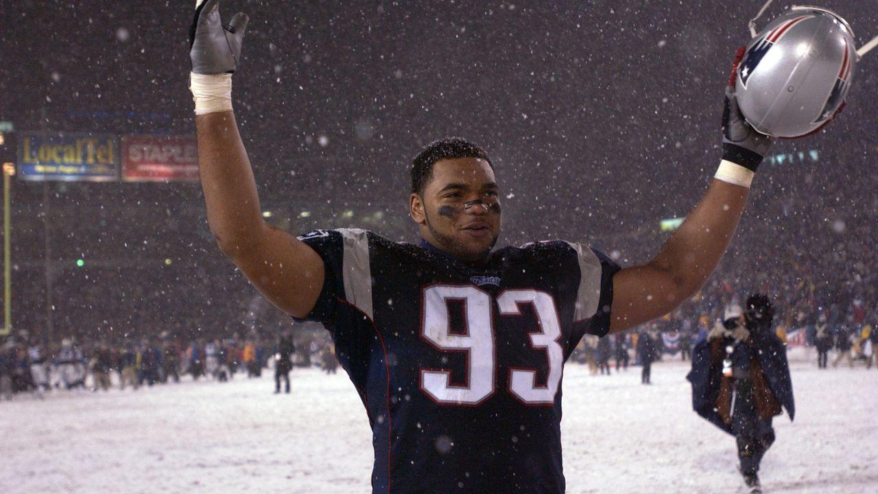 Richard Seymour, Defensive Tackle - Bildquelle: Getty Images