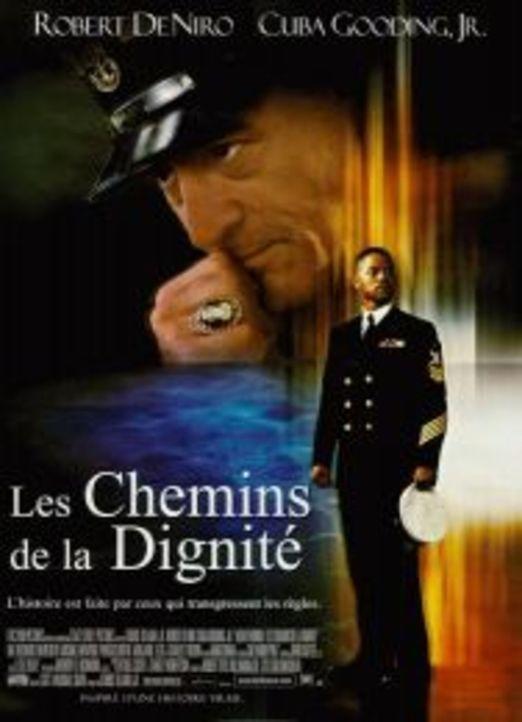"""Men of Honor"" - Plakatmotiv - Bildquelle: 2000 Twentieth Century Fox Film Corporation. All rights reserved."