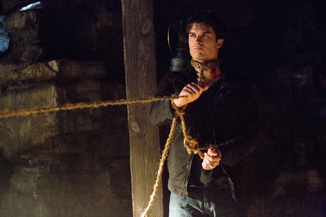 Die Suche nach dem Elixier und die damit verbundenen Probleme und Schwierigkeiten gehen auch an Damon (Ian Somerhalder) nicht spurlos vorbei ... - Bildquelle: Warner Brothers