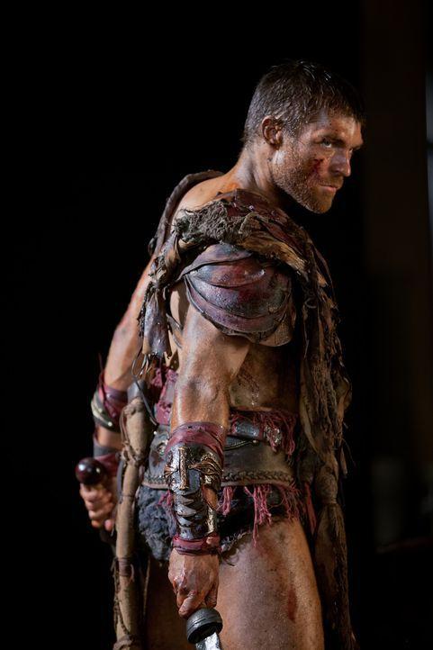 Seit der Ermordung seiner Frau sinnt Spartacus (Liam McIntyre) nur noch auf Rache. Inzwischen ist seine Truppe entflohener Sklaven zu einer Armee he... - Bildquelle: 2013 Starz Entertainment, LLC.  All Rights Reserved