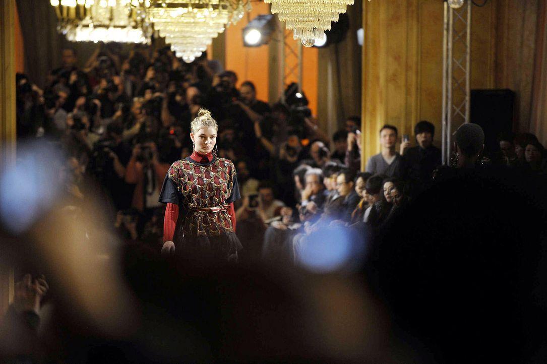 luisagermanys-next-topmodel-stf07-epi10-fashion-show-luisa-037-oliver-s-prosiebenjpg 1950 x 1298 - Bildquelle: ProSieben/Oliver S.