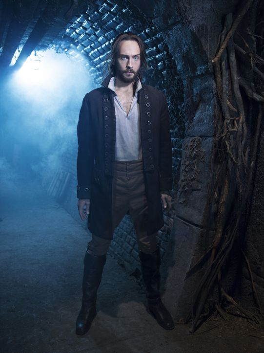 (2. Staffel) - Sowohl die Reiter der Apokalypse, als auch die modern Welt machen Ichabod (Tom Mison) das Leben schwer ... - Bildquelle: 2014 Fox and its related entities. All rights reserved.