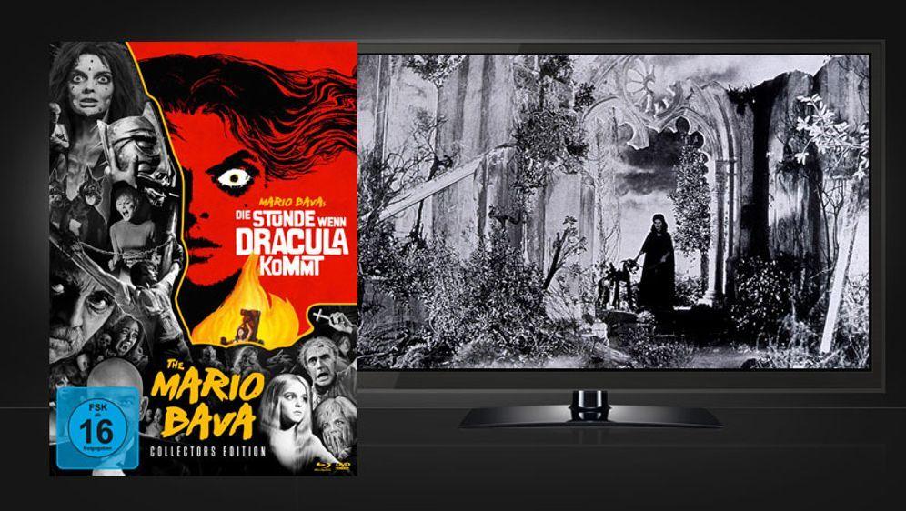 Die Stunde, wenn Dracula kommt (Blu-ray Disc + DVD)  - Bildquelle: Koch Media