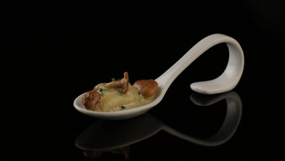 Gnocchi, Pfifferlingen, Buttercremesauce