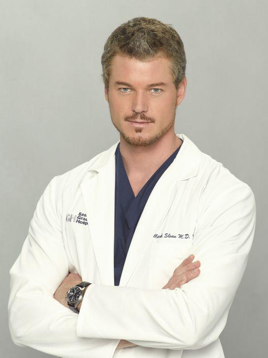 (5. Staffel) - Ein ebenso grandioser Arzt wie auch Liebhaber: Dr. Mark Sloan (Eric Dane) ... - Bildquelle: Touchstone Television
