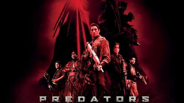 Predators - Artwork © 2010 Twentieth Century Fox Film Corporation. All rights...