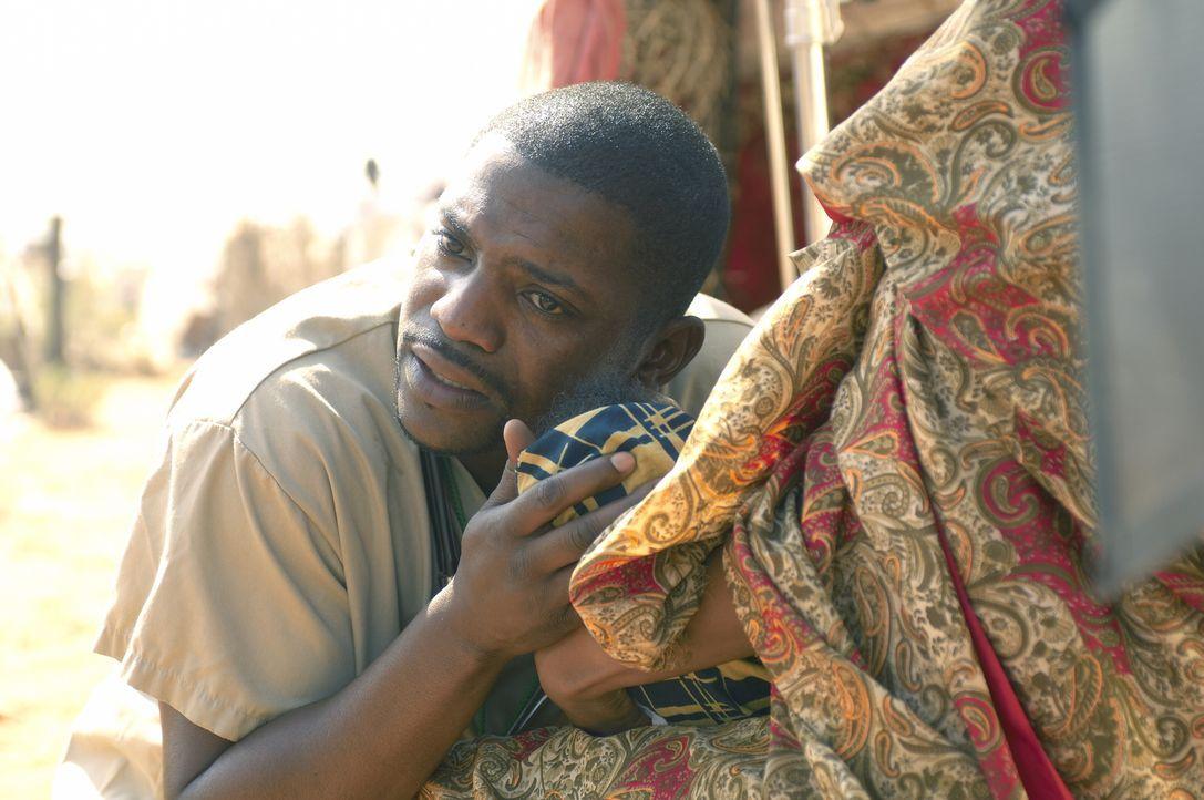Für Pratt (Mekhi Phifer) ist es nicht leicht, das ganze Leid in Dafur zu ertragen ... - Bildquelle: Warner Bros. Television