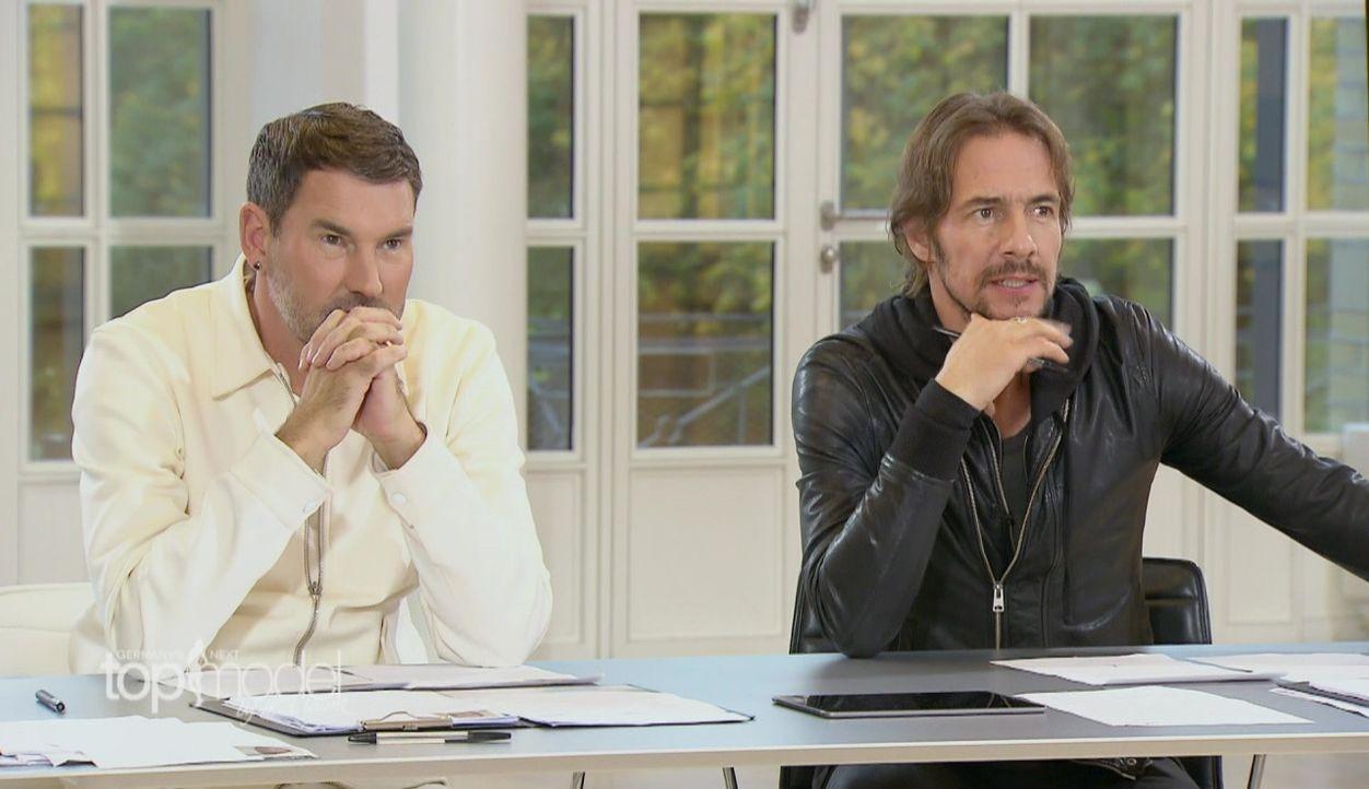 GNTM-S12-Sendung01-Casting-Koeln36 - Bildquelle: ProSieben