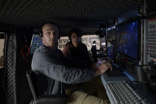 Quantico - Eine neue Aufgabe wartet auf Alex (Priyanka Chopra, r.) und Ryan (...