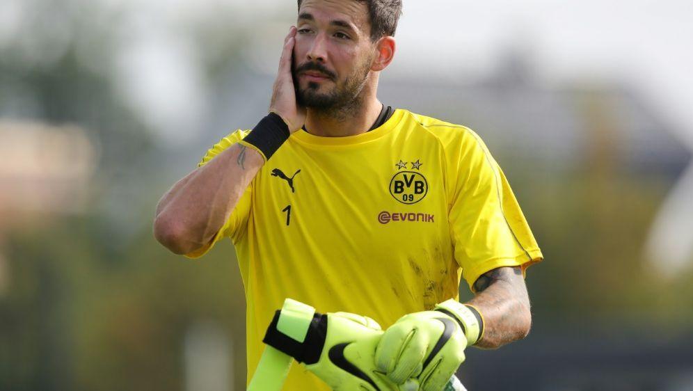 Roman Bürki muss gegen Bayern wohl passen - Bildquelle: FIRO SPORPHOTOFIRO SPORPHOTOSID
